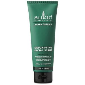 Sukin Super Greens Detoxifying Facial Scrub