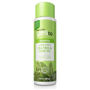 yes to Naturals Tea Tree Scalp Relief Shampoo
