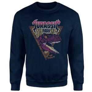Jurassic Park Raptor Sweatshirt - Navy