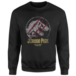 Sudadera Jurassic Park Lost Control - Hombre - Negro