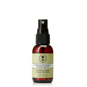 Natural Defence Hand Rub 40ml
