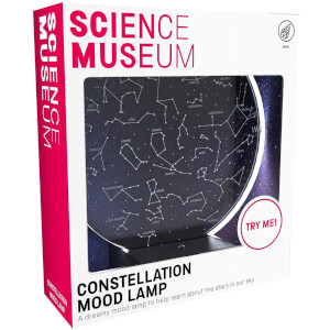 Science Museum Constellation Mood Lamp from I Want One Of Those