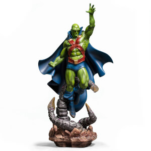 Iron Studios DC Comics Art Scale Statue 1/10 Martian Manhunter by Ivan Reis 31 cm
