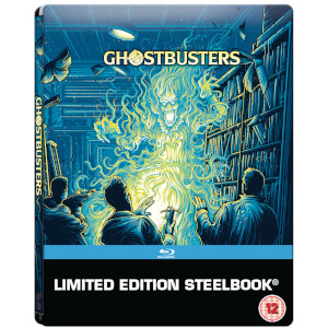 GhostBusters (1984) - Zavvi Exclusive Blu-ray Steelbook