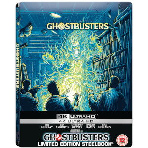 GhostBusters (1984) - Zavvi Exclusive 4K Ultra HD Steelbook