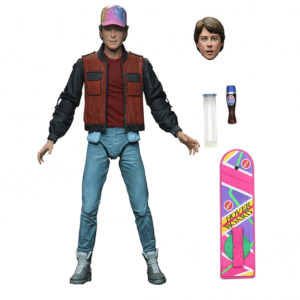 "NECA Back to the Future Part 2 7"" Scale Action Figure - Ultimate Marty McFly"