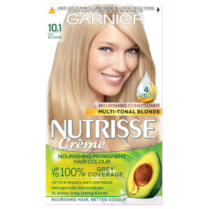 Garnier Nutrisse Permanent Hair Dye (Various Shades)