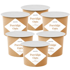 Meal Replacement 6-Pack Porridge Pots