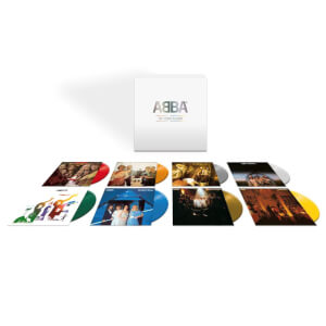 ABBA - The Studio Albums Coloured Vinyl Box Set