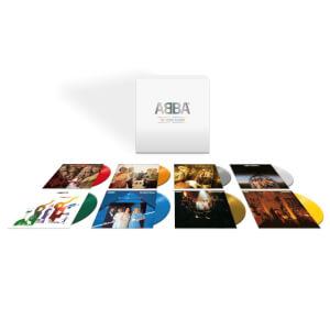 ABBA - The Studio Albums Coloured Vinyl Box Set