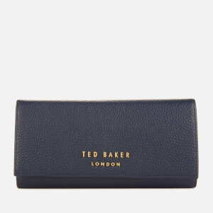 Ted Baker Women's Selma Statement Letters Matinee Purse - Navy
