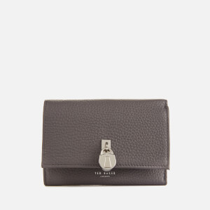 Ted Baker Women's Soricha Padlock Small Purse - Charcoal