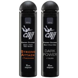 cliff Dark Power / Strong Attack Duschgel