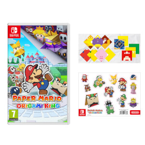 Paper Mario: The Origami King Pack