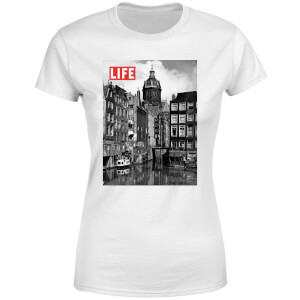 LIFE Magazine City Life Women's T-Shirt - White