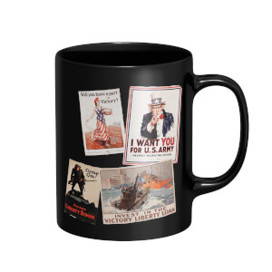 LIFE Magazine News Mug - Black