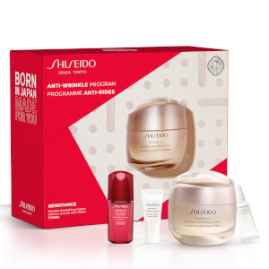 Shiseido Benefiance Smoothing Cream Value Set