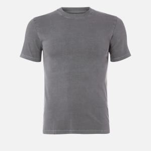 Maison Margiela Men's Three Pack T-Shirts - Fog/Cement/Charcoal