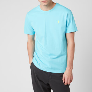 Polo Ralph Lauren Men's Custom Slim Fit T-Shirt - French Turquoise