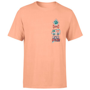 Ruh-Roh! Women's T-Shirt - Coral