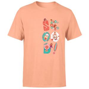 T-shirt Scoob! - Corail - Homme