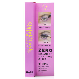 The Quick Flick Quick Lash Adhesive Liner 0.9ml – Black