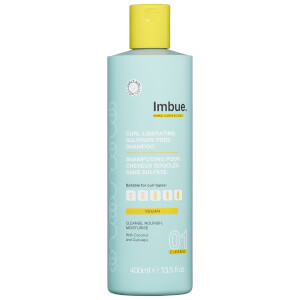 Imbue Curl Liberating Sulphate Free Shampoo 400ml