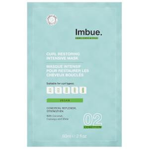 Imbue Curl Restoring Intensive Mask Sachet 60ml