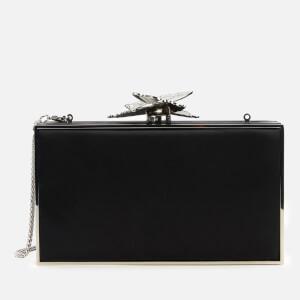 Sophia Webster Women's Clara Butterfly Box Bag - Pewter Glitter