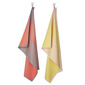 HAY Tea Towels - Layer Dots (Set of 2)