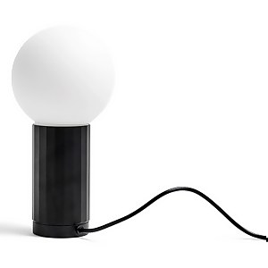 HAY Turn On Table Lamp - Black