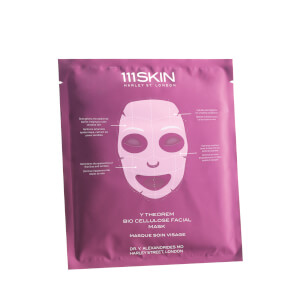 111SKIN Y Theorem Bio Cellulose Facial Mask Box