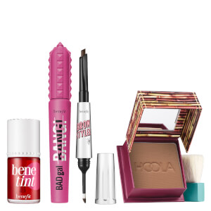 benefit 'Best of benefit' Summer Exclusive Blockbuster Set (Various Shades) (Worth £105.00)