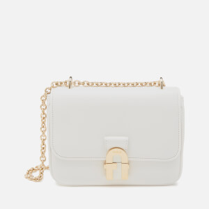 Furla Women's Cosy Mini Shoulder Bag - White