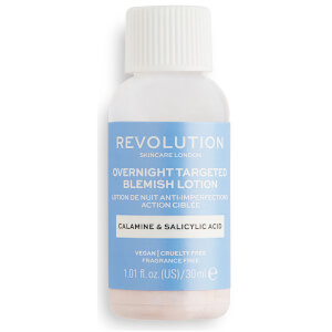 Revolution Skincare Overnight Blemish Lotion 30ml