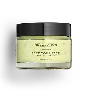 Revolution Skincare x Jake Jamie Avocado Face Mask 50ml