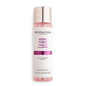 Revolution Skincare Rose Tonic 200ml