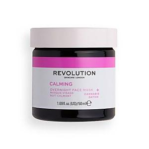 Revolution Skincare Mood Calming Overnight Face Mask 50ml