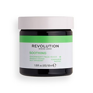 Revolution Skincare Mood Soothing Overnight Face Mask 50ml