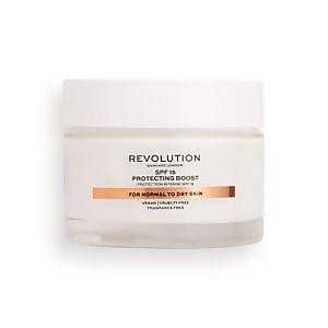 Revolution Skincare Moisture SPF15 Cream for Normal/Dry Skin 50ml