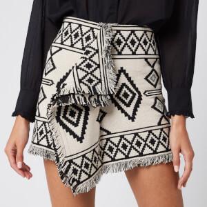 Isabel Marant Étoile Women's Jiloa Skirt - Ecru