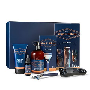 King C. Gillette Ultimate Beard Trim & Care Kit