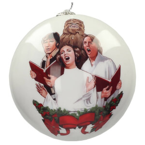 Star Wars Christmas Bauble - Rebels Choir
