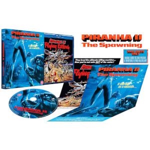 Piranha 2: The Spawning (Limited to 3000 Units)