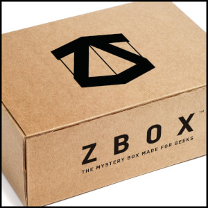 Mystery Box Variant 1