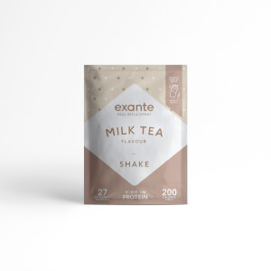 Meal Replacement Box of 7 Milk Tea Shake