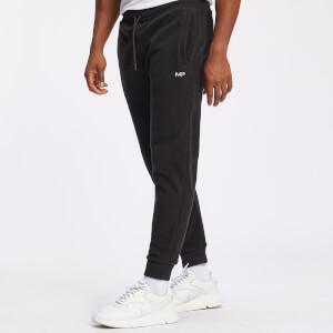 MP Мъжки Основни дрехи Долнище от мека тъкан – черно