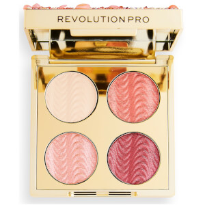 Revolution Pro Ultimate Eye Look Quartz Crush Palette 3.2g