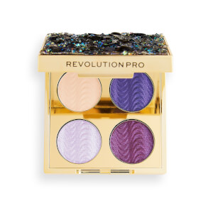 Revolution Pro Ultimate Eye Look Hidden Jewels Palette 3.2g