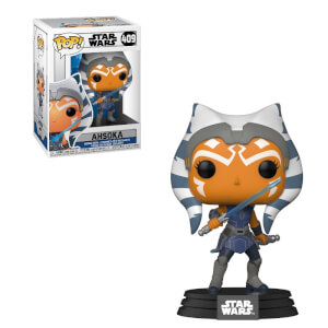 Star Wars Clone Wars Ahsoka Figurine Pop! Vinyl
